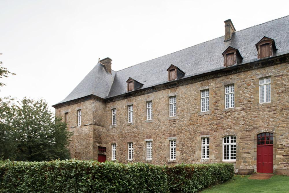 Photo d'architecture Bretagne et intégration moderne classique design images penumatiques Retiers